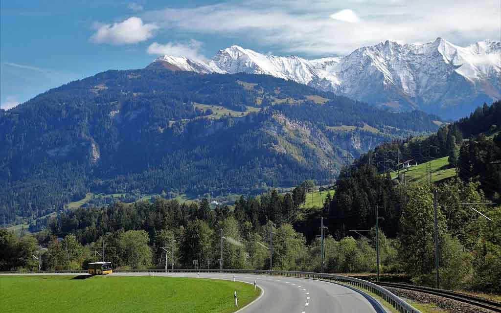 Bus Express AT Австрія