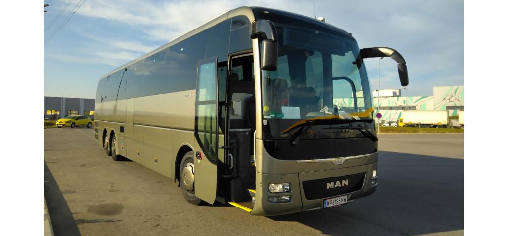 Bus Express AT автобуси відень київ