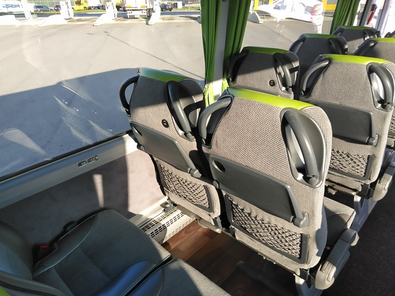 Bus Express AT автобуси відень