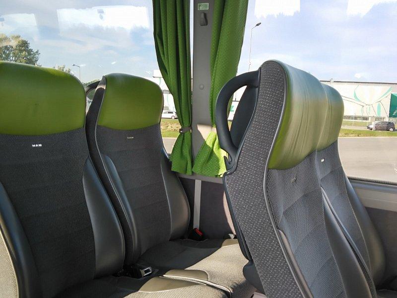 Bus Express AT автобуси київ