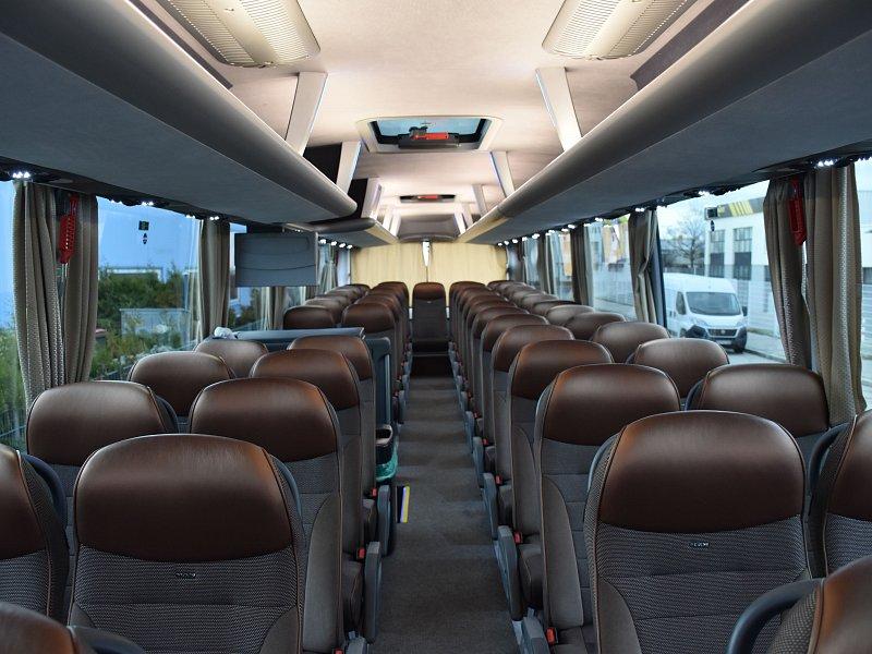 Bus Express AT Автобус МАН