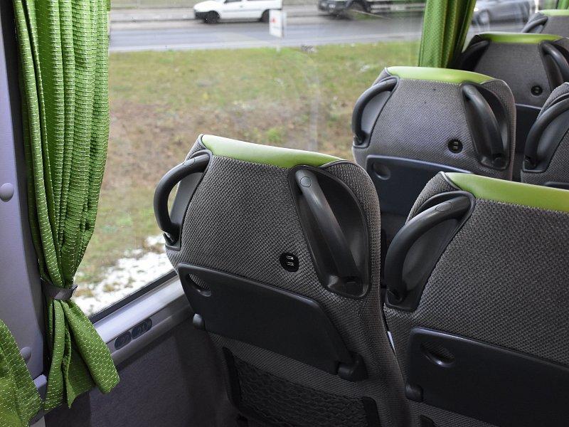 Bus Express MAN R08
