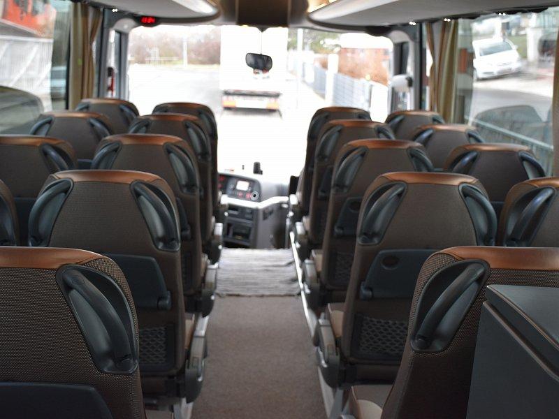 Автобус MAN, 2017, комфорт, розетки на каждое сидения, USB, WiFi в автобусе